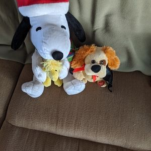 Other - Snoopy and Dog Animated Holiday Decorations